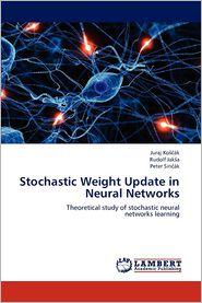 Stochastic Weight Update in Neural Networks - Juraj Ko K., Peter Sin K., Rudolf Jak a.