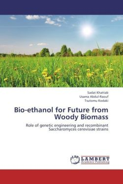 Bio-ethanol for Future from Woody Biomass