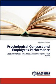Psychological Contract and Employees Performance - Abreham Tilahun