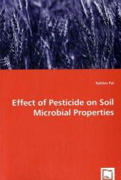 Effect of Pesticide on Soil Microbial Properties - Raktim Pal