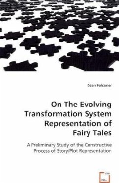 On The Evolving Transformation System Representation of Fairy Tales - Falconer, Sean