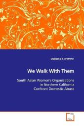 We Walk With Them - Stephanie J. Brommer