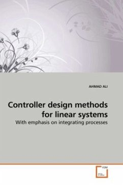Controller design methods for linear systems - ALI, AHMAD