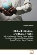 Global Institutions and Human Rights
