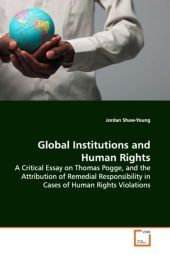 Global Institutions and Human Rights - Jordan Shaw-Young