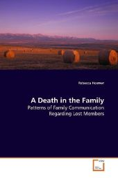 A Death in the Family - Rebecca Hosmer