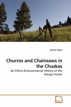 Churros and Chainsaws in the Chuskas - Pynes, Patrick