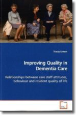 Improving Quality in Dementia Care