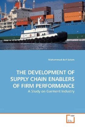THE DEVELOPMENT OF SUPPLY CHAIN ENABLERS OF FIRM PERFORMANCE - A Study on Garment Industry - Salam, Mohammad A.