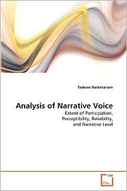 Analysis Of Narrative Voice