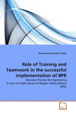 Role of Training and Teamwork in the successful implementation of BPR