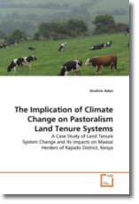 The Implication of Climate Change on Pastoralism Land Tenure Systems
