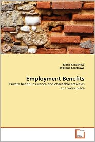 Employment Benefits - Maria Kimasheva, Wiktoria Czertkowa