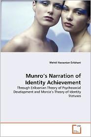 Munro's Narration Of Identity Achievement - Mehdi Hassanian Esfahani