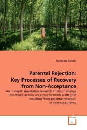 Parental Rejection: Key Processes of Recovery from Non-Acceptance - Jennet De Caresle