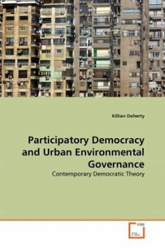 Participatory Democracy and Urban Environmental Governance - Doherty, Killian