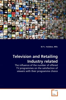 Television and Retailing Industry related als Buch von MSc, B. P. J. Hulsbos - MSc, B. P. J. Hulsbos