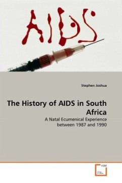 The History of AIDS in South Africa - Joshua, Stephen