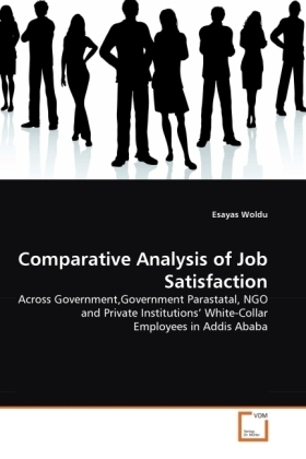 Comparative Analysis of Job Satisfaction - Across Government,Government Parastatal, NGO and Private Institutions' White-Collar Employees in Addis Ababa - Woldu, Esayas