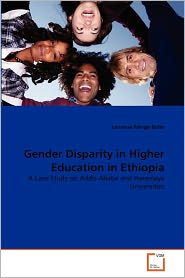 Gender Disparity In Higher Education In Ethiopia - Lemessa Mergo Bulto