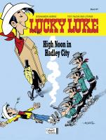 Lucky Luke 67 High Noon in Hadley City