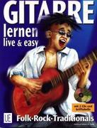 Haberl, Walter: Gitarre live und easy I. Songbegleitung. Inkl. 2 CDs