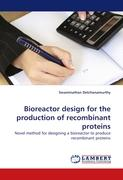 Bioreactor design for the production of recombinant proteins: Novel method for designing a bioreactor to produce recombinant proteins