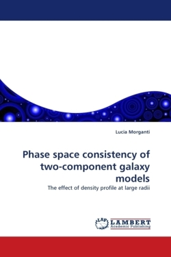 Phase space consistency of two-component galaxy models