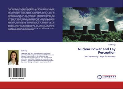 Nuclear Power and Lay Perception - Eva Kranjc