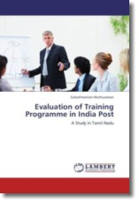 Evaluation of Training Programme in India Post