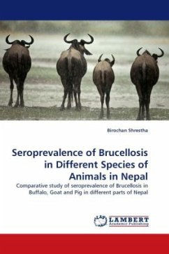 Seroprevalence of Brucellosis in Different Species of Animals in Nepal - Shrestha, Birochan
