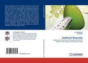 JAGADEESH, SL;REDDY, BS: Jackfruit Diversity