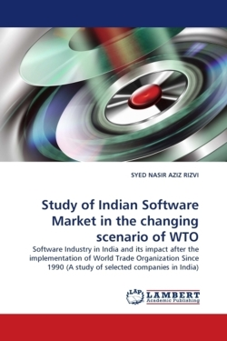 Study of Indian Software Market in the changing scenario of WTO