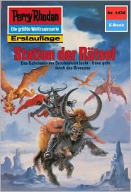 Perry Rhodan 1434: Station der Rätsel (Heftroman): Perry Rhodan-Zyklus