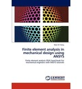 Finite Element Analysis in Mechanical Design Using Ansys - Wael Al-Tabey