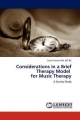 Considerations in a Brief Therapy Model for Music Therapy - MT-BC Francis MA  Justin