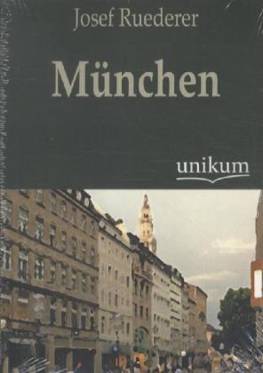München - Ruederer, Josef