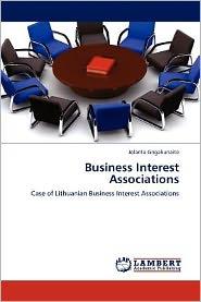 Business Interest Associations - Jolanta Grigaliunaite