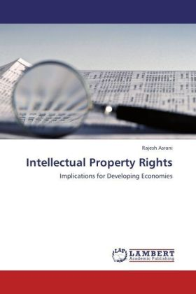 Intellectual Property Rights - Implications for Developing Economies