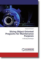 Slicing Object Oriented Programs for Maintenance Purposes