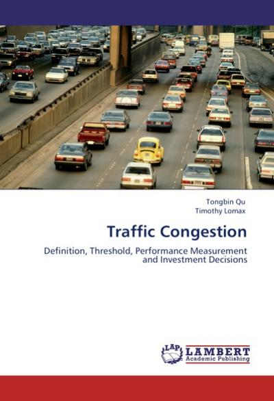 Traffic Congestion - Tongbin Qu