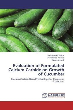 Evaluation of Formulated Calcium Carbide on Growth of Cucumber