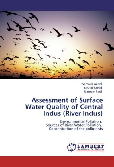 Assessment of Surface Water Quality of Central Indus (River Indus) - Waris Ali Gabol