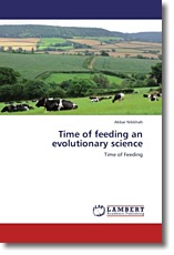 Time of feeding an evolutionary science