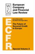 The Future of Secured Credit in Europe