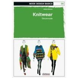 Mode Design Basics: Knitwear - Strickmode - Adolf-W. Sommer