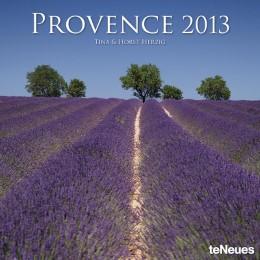 Provence 2013 - Fotokalender 30 x 60 cm - Herzig/Herzig