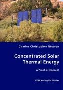 Concentrated Solar Thermal Energy