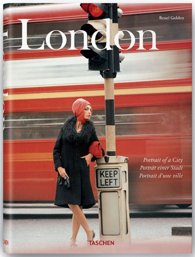 London, portrait d´une ville - Reuel Golden (Auteur)