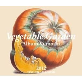 Vegetable Garden Tear-off Calendar 2012